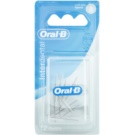 Oral B Interdental Care Spare Conical Interdental Brushes, 12 pcs 3,0/6,5 mm (Refills)