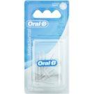 Oral B Interdental Care Tartalék kúpos fogköztisztító kefék 12 db 3,0/6,5 mm