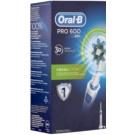 Oral B Pro 600 D16.513 CrossAction električna zobna ščetka (1 Replacement Brush Head)