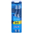 Oral B Pro-Expert CrossAction All In One Zahnbürste Medium 2 pc Gray & Gray (All in One)