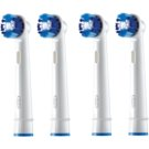 Oral B Precision Clean EB 20 Replacement Heads For Toothbrush (Replacement Brush Head) 4 pc