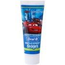 Oral B Pro-Expert Stages Cars зубна паста для дітей присмак Fruit Burst 75 мл