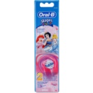 Oral B Stages Power EB10 Princess csere fejek a fogkeféhez extra soft (For Girls) 2 db