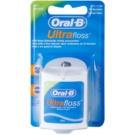 Oral B Ultra Floss конци за зъби с ментов привкус  25 м