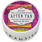 Oranjito After Tan Bio Melone manteca corporal after sun (Shea + Cacao Body Butter) 100 g