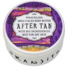 Oranjito After Tan Bio Pinacolada masło do ciała po opalaniu (Shea + Cacao Body Butter) 100 g