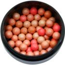 Oriflame Giordani Gold polvos con efecto bronceado en perlas tono Natural Peach 25 g