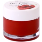 Oriflame Love Nature bálsamo de lábios sabor Strawberry 7 g