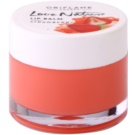 Oriflame Love Nature balzam za ustnice okus Strawberry 7 g