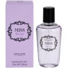 Oriflame Miss Relax testápoló spray nőknek 75 ml