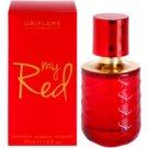 Oriflame My Red parfumska voda za ženske 50 ml