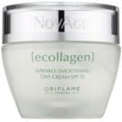 Oriflame Novage Ecollagen glättende Anti-Falten Creme LSF 15  50 ml