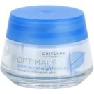 Oriflame Optimals Oxygen Boost crema de noapte pentru piele normala si mixta  50 ml