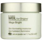 Origins Dr. Andrew Weil for Origins™ Mega-Bright crema hidratanta pentru o piele mai luminoasa  50 ml