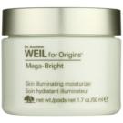 Origins Dr. Andrew Weil for Origins™ Mega-Bright хидратиращ крем  за озаряване на лицето  50 мл.