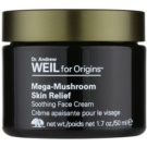 Origins Dr. Andrew Weil for Origins™ Mega-Mushroom hydratační krém pro zklidnění pleti (Soothing Face Cream) 50 ml