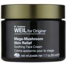 Origins Dr. Andrew Weil for Origins™ Mega-Mushroom creme hidratante para apaziguar a pele  50 ml