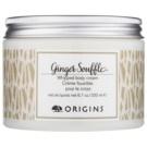 Origins Ginger Souffle™ relaxačný krém na telo (Whipped Body Cream) 200 ml
