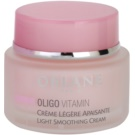 Orlane Oligo Vitamin Program creme leve suavizante para pele sensível  50 ml