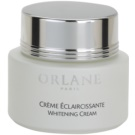 Orlane Whitening Program bleichende Creme gegen Pigmentflecken  50 ml