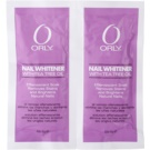 Orly Nail Whitener Bath Whitening Natural Nails (With Tea Tree Oil) 2 x 15 g