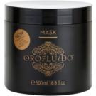 Orofluido Beauty máscara hidratante intensiva para cabelo natural ou pintado (Beauty Mask for Natural or Coloured Hair) 500 ml