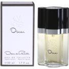 Oscar de la Renta Oscar Eau de Toilette für Damen 50 ml