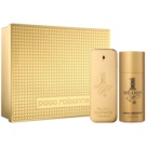 Paco Rabanne 1 Million darilni set I. toaletna voda 100 ml + dezodorant v pršilu 150 ml