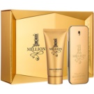 Paco Rabanne 1 Million darilni set II. toaletna voda 100 ml + gel za prhanje 100 ml