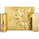Paco Rabanne 1 Million darilni set IV. toaletna voda 100 ml + dezodorant v pršilu 150 ml