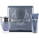 Paco Rabanne Invictus Gift Set I.  Eau De Toilette 100 ml + all-over shampoo 100 ml