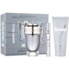 Paco Rabanne Invictus Gift Set XII.  Eau De Toilette 100 ml + Eau De Toilette 10 ml