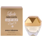 Paco Rabanne Lady Million Eau My Gold toaletná voda pre ženy 30 ml