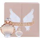 Paco Rabanne Olympea lote de regalo VIII.  eau de parfum 80 ml + eau de parfum 6 ml
