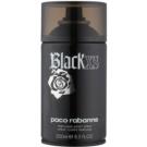 Paco Rabanne XS Black tělový sprej pro muže 250 ml