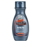 Palmer's Men Cocoa Butter Formula Moisturizer for Face and Body With Vitamine E (24 hour Moisture Fast Absorbing Fights Dry Skin Fresh Scent) 250 ml