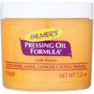 Palmer's Hair Pressing Oil Formula tratamiento protector de calor efecto brillo y alisado (with Protein) 150 g