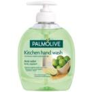 Palmolive Kitchen Hand Wash Anti Odor Handseife zum Entfernen von unangenehmen Kochgerüchen (Lime) 300 ml