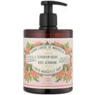 Panier des Sens Rose Geranium tekuté mydlo s pumpičkou 500 ml