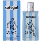 Parfums Café Cafégol Argentina Eau de Toilette para homens 100 ml
