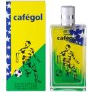 Parfums Café Cafégol Brazil Eau de Toilette para homens 100 ml