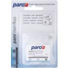 Paro Riser-Floss воскова зубна нитка з волокнами з фтором 1764 Mint (Waxed with Mint with Fluoride) 50 м