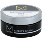 Paul Mitchell Mitch Barber's Classic pomáda pro zpevnění a lesk (Great for Classic Styles and Slicked-Back Looks; Tames Curls and Waves with Smooth Control) 85 g