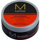 Paul Mitchell Mitch Reformer modelovací hlína pro matný vzhled (Texturizer, Thickening Ingredients Leave Hair Full and Healthy-Looking) 85 g