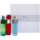 Perry Ellis 360° Geschenkset I. Eau de Toilette 30 ml + Eau de Toilette 30 ml + Eau de Toilette 30 ml