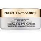Peter Thomas Roth 24K Gold mascarilla gel hidratante para ojos