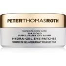 Peter Thomas Roth 24K Gold feuchtigkeitsspendende Gel-Maske für die Augen