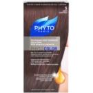 Phyto Color hajfesték árnyalat 5 Light Chestnut
