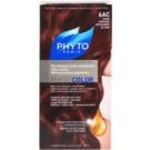 Phyto Color barva na vlasy odstín 6AC Dark Coppery Mahogany Blond