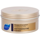 Phyto Phytokératine Extreme Regenerating Mask for Severely Damaged and Brittle Hair (Ultimate Repair - Intense Nutrition, Luminous Shine - Silkiness) 200 ml